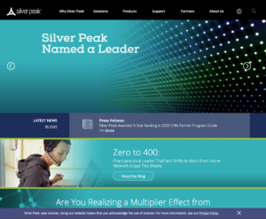 silver-peak-website