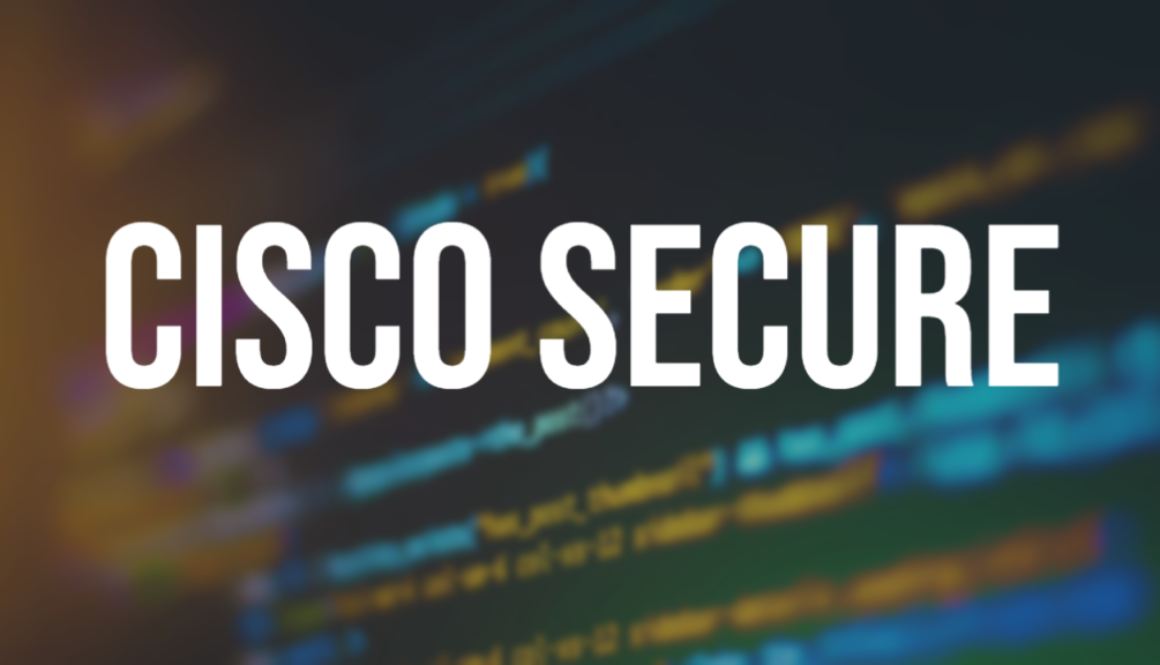 Cisco-Secure Announcement