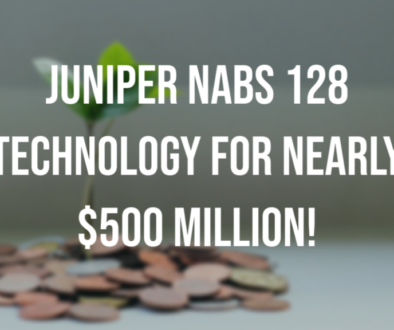 Juniper nabs 128 Technology